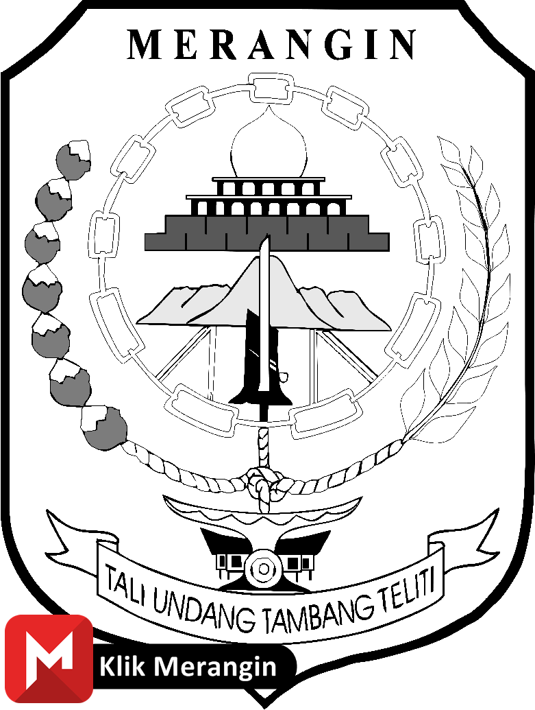 Klik Merangin Arti Dan Makna Lambang Kabupaten Merangin