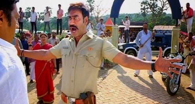 Ajay Devgan singham reptile people exposed