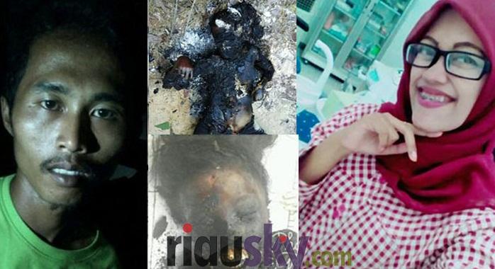 Sadis Pembunuhan Cici Anisa Wahab Oleh Pacarnya
