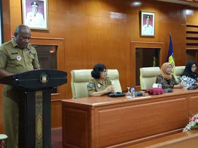 Pemprov Papua Optimalkan Pembentukan Tim Koordinasi LAPOR
