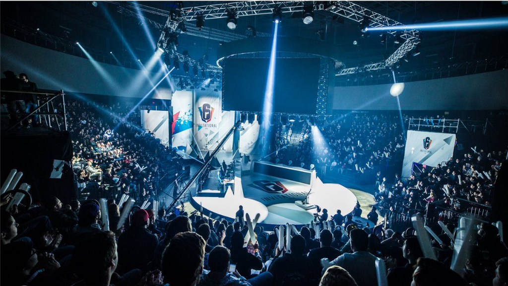 Six invitational arena