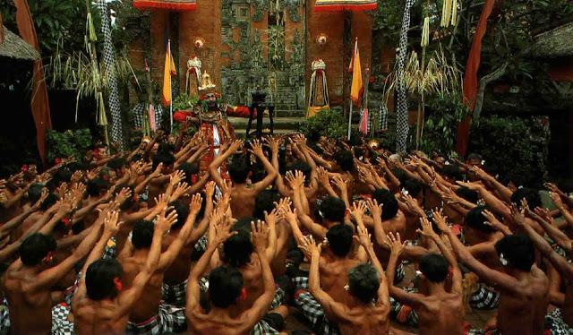 Tari Kecak, Tarian Tradisional Khas Bali