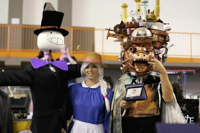 Studio Ghibli Halloween Costumes: Howl's Moving Castle