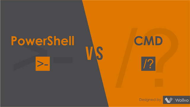 Can Powershell Replace CMD in Windows ?? | PowerShell Vs. CMD