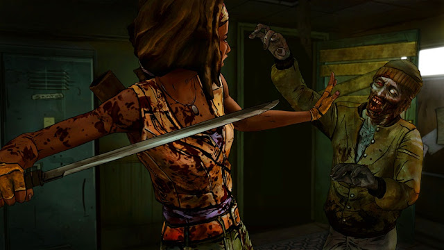 The Walking Dead Michonne Episode 1 Download Photo