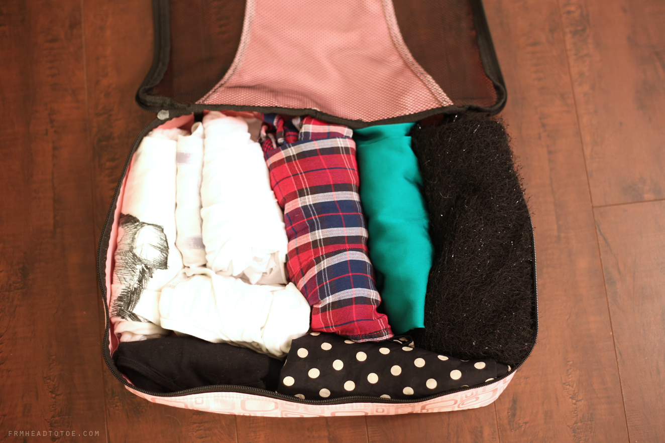 a4748d582d TRAVEL TIPS  Packing List for a 1-Week Trip - From Head To Toe