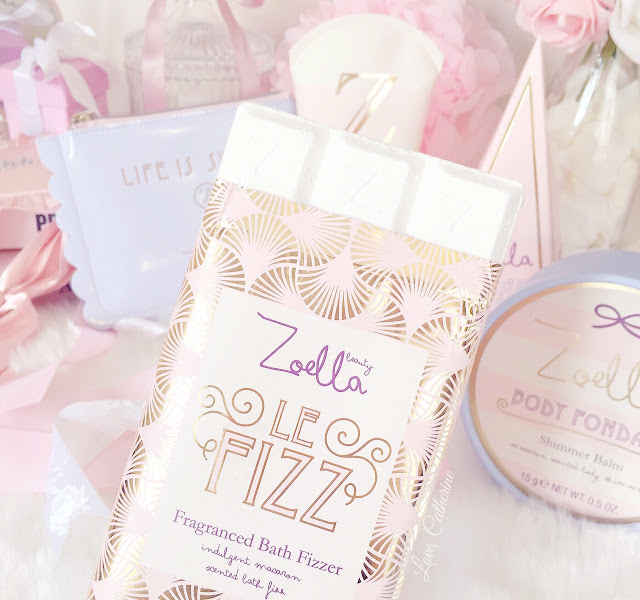 Zoella Beauty | Sweet Inspirations Collection, Le Fizz