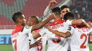 الوداد يتعادل مع فريق نهضة الزمامرة بهدف لمثله ويخسر صدارة الدوري المغربي