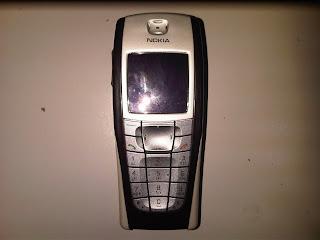 Nokia jadul 6225 cdma
