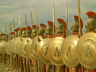 www.fertilmente.com.br - Os hoplitas eram os soldados de elite Espartanos