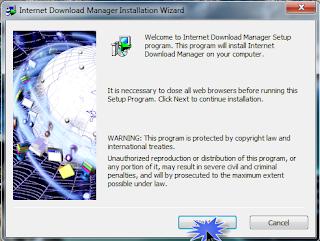 شرح تسطيب برنامج الدون لود منجر 2014 Internet Download Manager