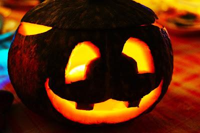 tutorial zucca intagliata halloween