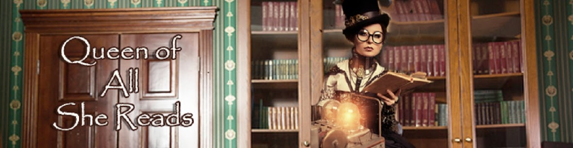 Queen of All She Reads