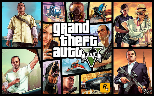 Grand Theft Auto V (GTA V) Full PC Repack Game | Computer Software
