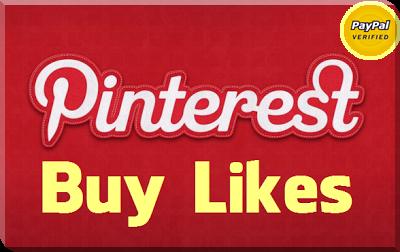 Buy Pinterest Likes