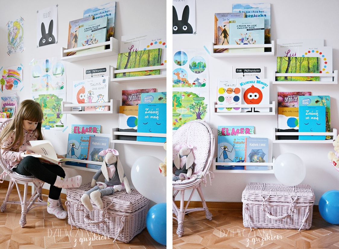 Biblioteczka z półek na przyprawy Ikea - hit, czy kit? - Mommy and mrs. L