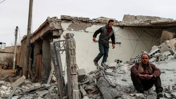 Un millón de sirios sufren trastornos mentales graves