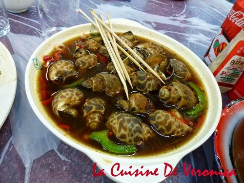 La Cuisine De Veronica V女廚房: Mr.T 的第一次...大排檔 - 陳根記 (2014年6月9日)