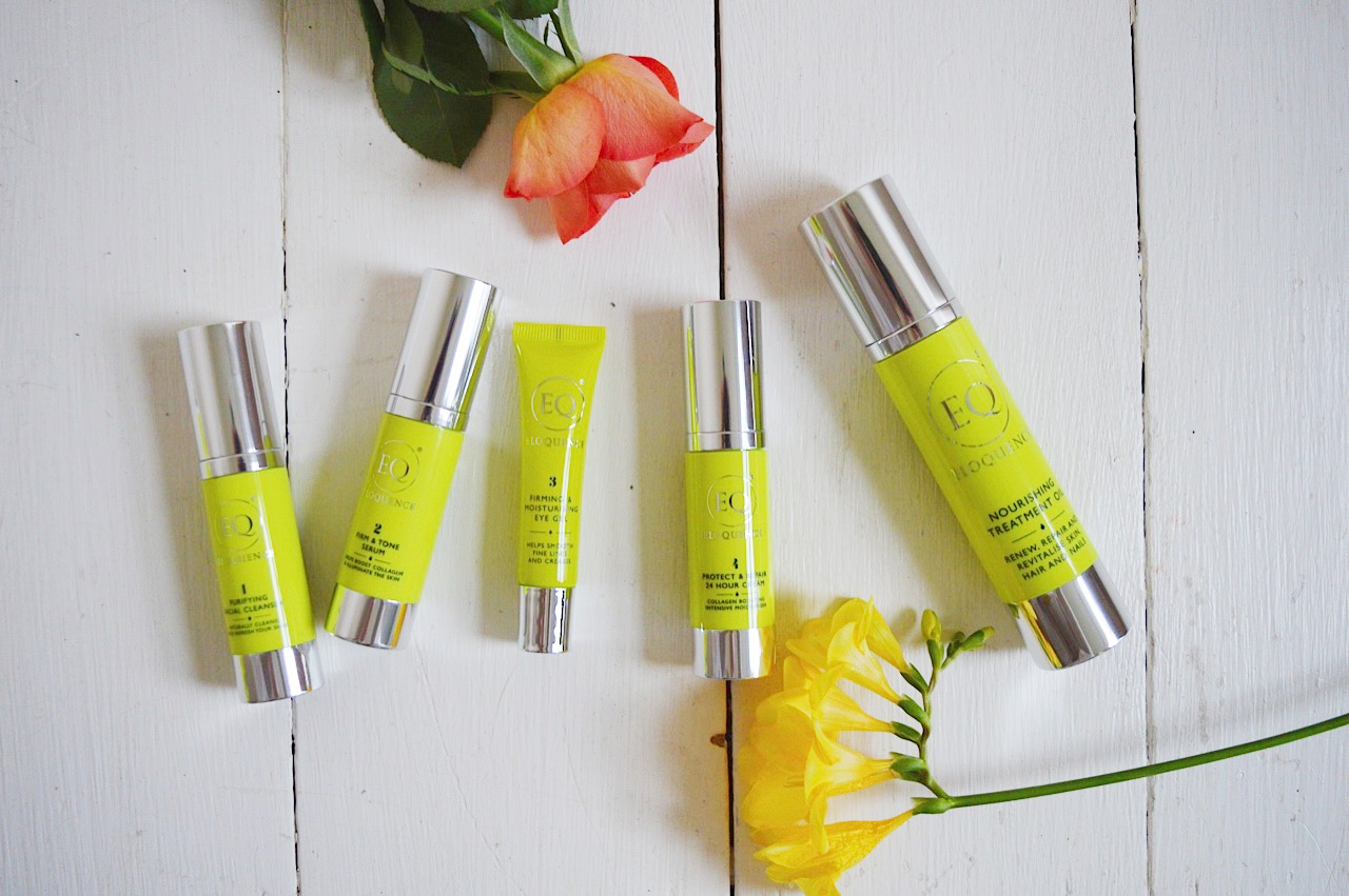 Eloquence Skincare giveaway, beauty bloggers, UK beauty blog