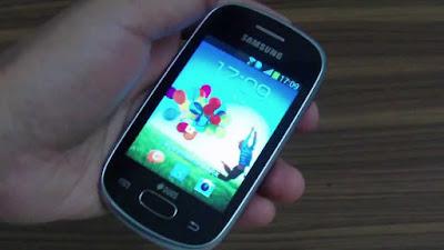 Samsung Galaxy Star S5282 ponsel canggih di bawah 1juta