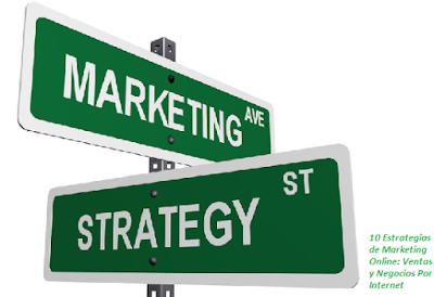 Estrategias de Ventas y Negocios Por Internet
