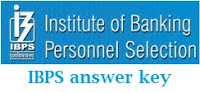 IBPS Clerk Answer Key