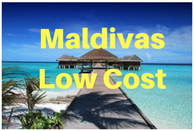 Maldivas low cost