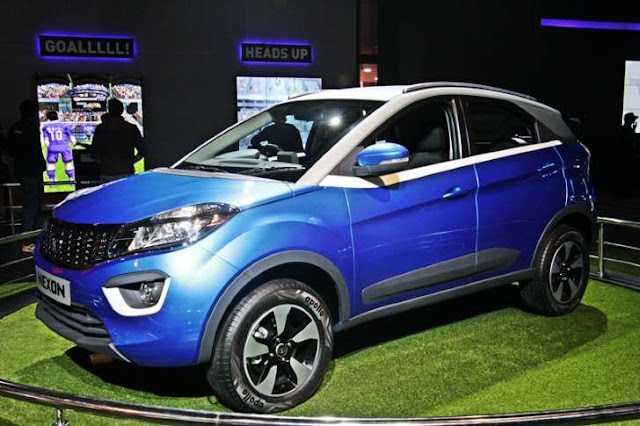 Tata Nexon Upcoming