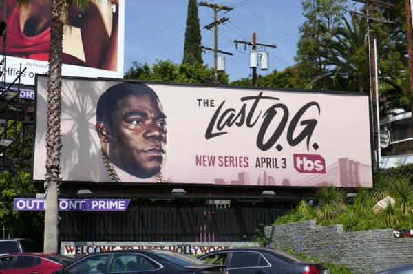 Last OG series launch billboard