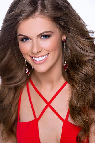 Miss Teen USA 2018 Candidates Contestants Delegates Oklahoma Zoe Ferraro