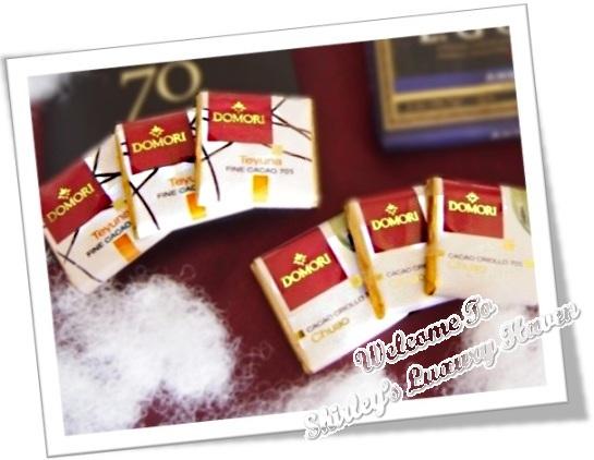 boxup domori chocolates