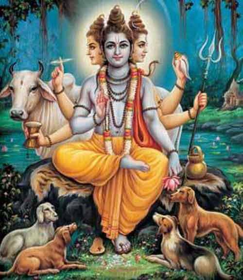 Teachings of 24 Gurus of Dattatreya