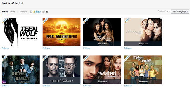 Amazon Prime - Vod Anbieter - Amazon Prime vs. Netflix - Amazon Prime Abo