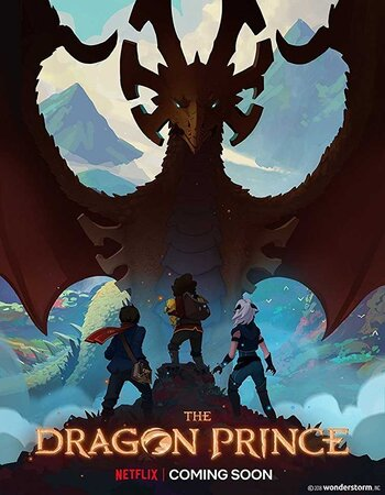 The Dragon Prince S01 Complete Dual Audio Hindi 720p 480p WEB-DL 1.6GB
