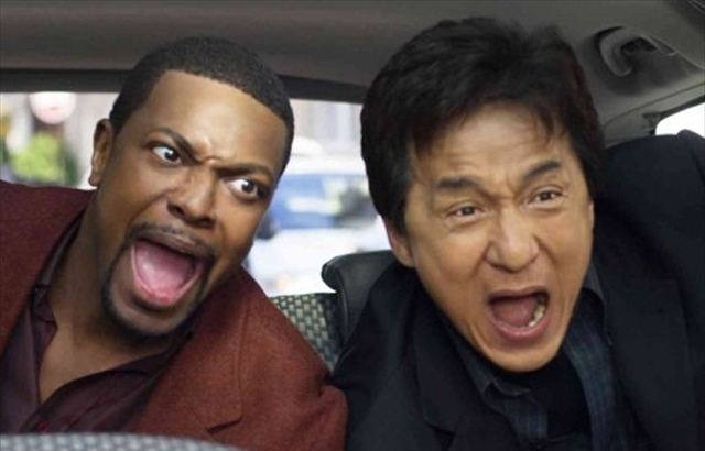 Jackie Chan Filmleri Bitirim İkili - Kurgu Gücü
