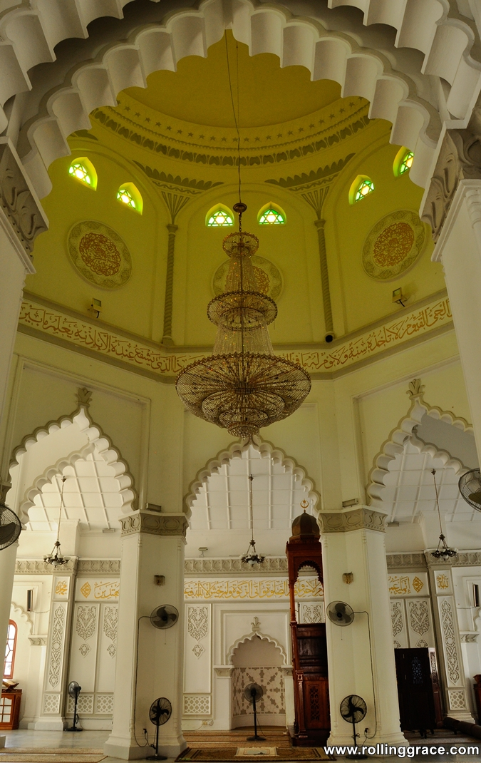 Kapitan Keling Mosque, Pulau Pinang