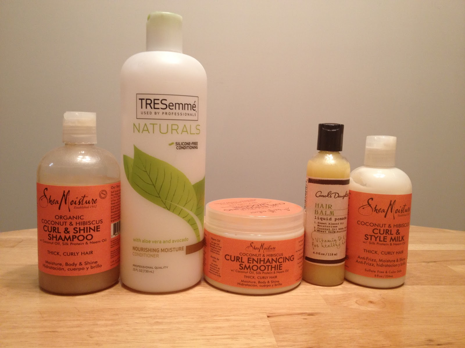 Target Natural Hair Care Products