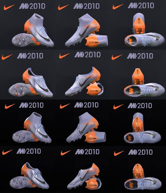Nike ID Remake 2010 Boots PES 2017