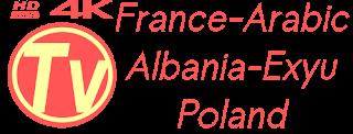 Albania Tring France Exyu Canal+ Arabic OSN Polsat