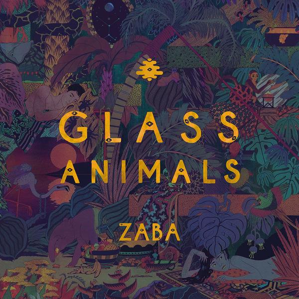 Glass Animals - Zaba Cover