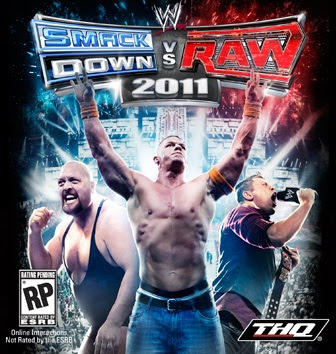 WWE SmackDown vs Raw 2011 Free Download