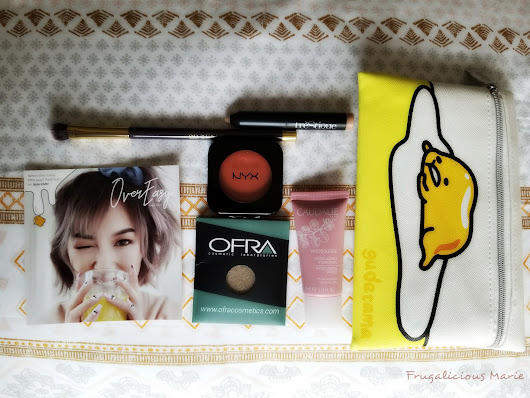 Frugalicious Marie: July Ipsy Glam Bag Review
