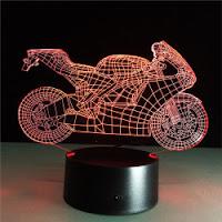 Colección de lamparas 3D