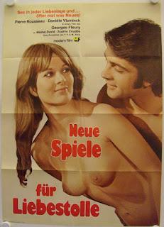 Jeux pour couples infidèles [1972]