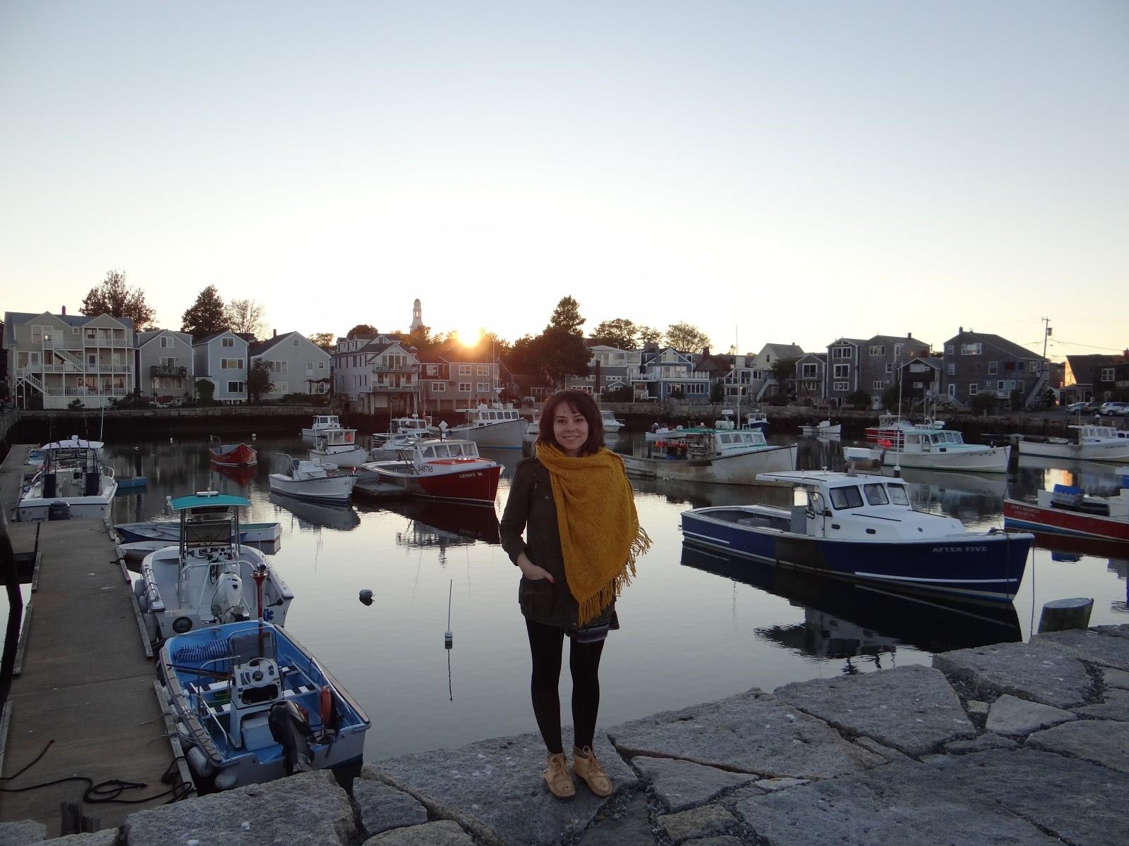 T Wharf Rockport Massachusetts