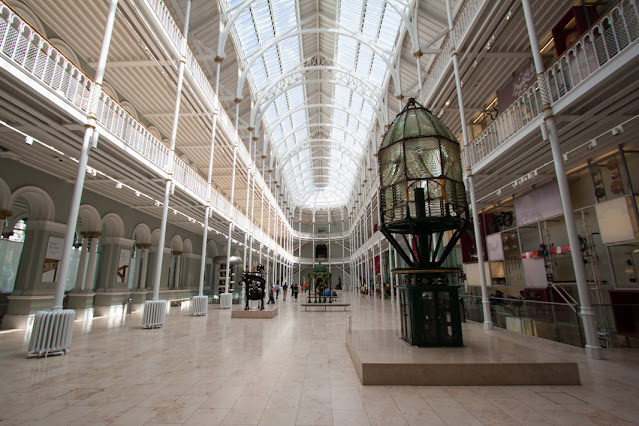 National Museum of Scotland-Edimburgo