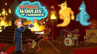 Futurama: Worlds of the Future v1.4.3 Mod