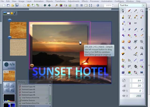 software untuk membuat animasi teks gratis terbaik untuk Windows Software untuk membuat animasi text gratis terbaik