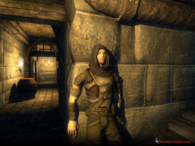 Thief Deadly Shadows Gameplay Screenshot 1