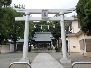 茅ヶ崎・本社宮